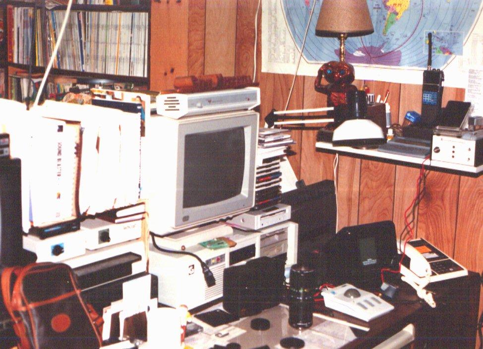 Gene's Desk